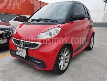 Foto smart Fortwo Coupe Passion usado (2014) color Rojo precio $149,000