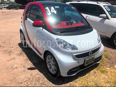 Foto venta Auto usado smart Fortwo Coupe (2014) color Blanco precio $169,000