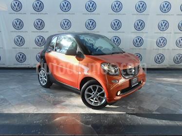 Foto venta Auto usado smart Fortwo Coupe (2016) color Naranja precio $184,000
