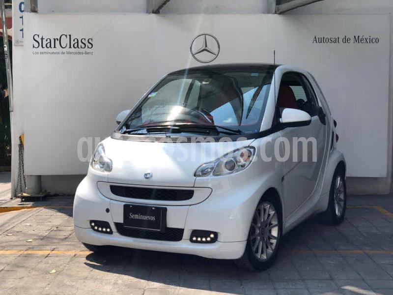 smart Fortwo Coupe Passion usado (2012) color Blanco precio $145,000