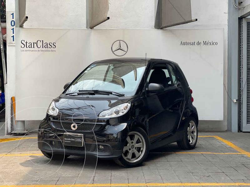 Foto smart Fortwo Coupe usado (2015) color Negro precio $155,000