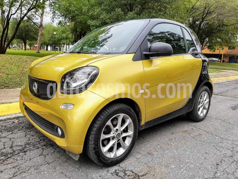 smart Fortwo Coupe usado (2016) color Dorado precio $150,000