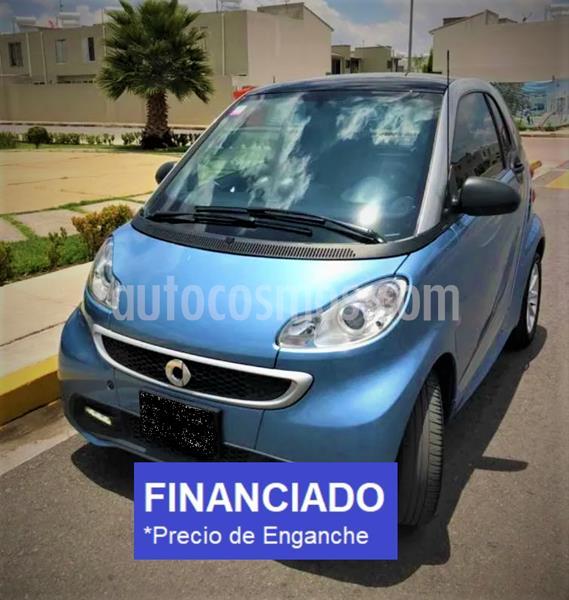 smart Fortwo Coupe LE Citybeam usado (2013) color Azul Metalizado precio $25,999