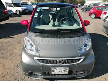 smart Fortwo 2P Coupe Brabus L3 1.0 Aut usado (2015) color Rojo precio $125,000