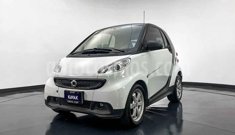 smart Fortwo Version usado (2013) color Blanco precio $137,999