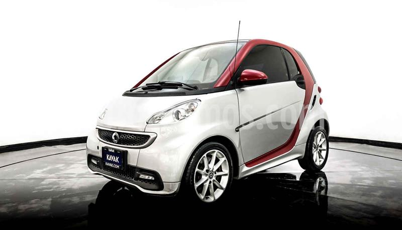 smart Fortwo Coupe Passion usado (2014) color Gris precio $139,999