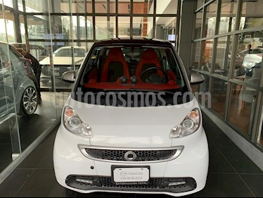 Foto smart Fortwo Coupe Passion usado (2015) color Blanco precio $165,000