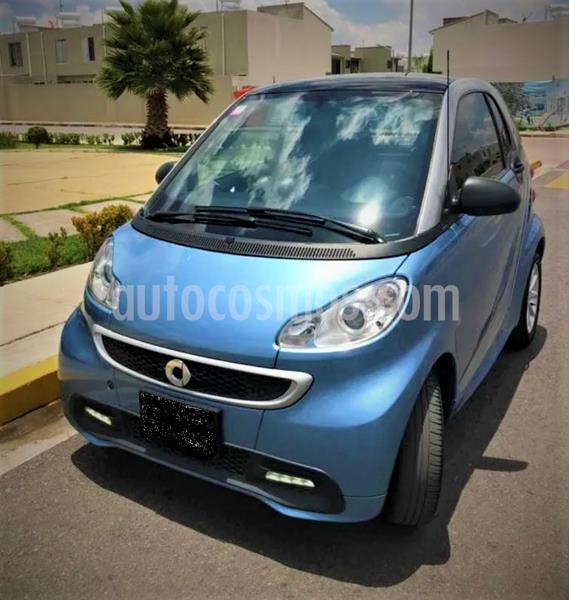smart Fortwo Coupe usado (2013) color Azul precio $129,999