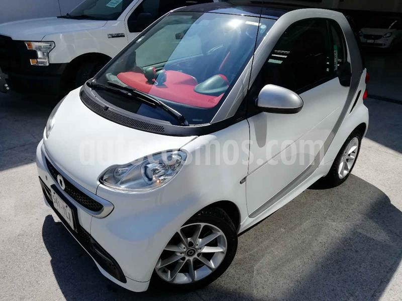 smart Fortwo Coupe Passion usado (2013) color Blanco precio $138,000