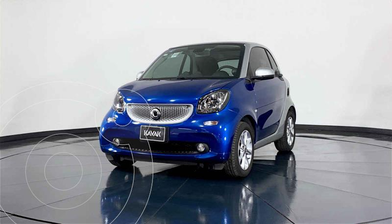 Foto smart Fortwo Passion Turbo Aut. usado (2018) color Azul precio $303,999