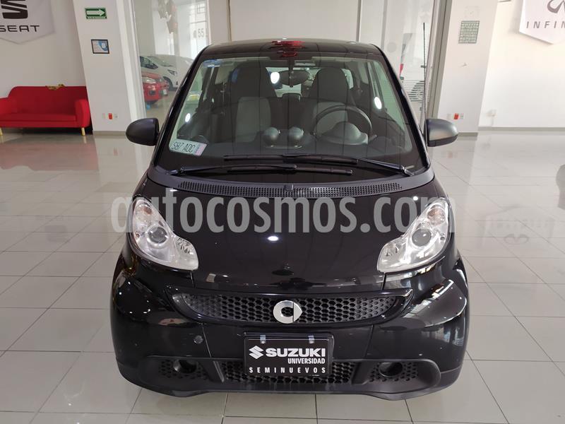 smart Fortwo Coupe mhd usado (2015) color Negro precio $139,000