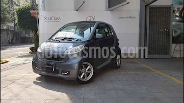 Foto smart Fortwo Coupe usado (2012) color Gris precio $130,000