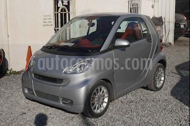 smart Fortwo Coupe usado (2012) color Gris precio $120,000