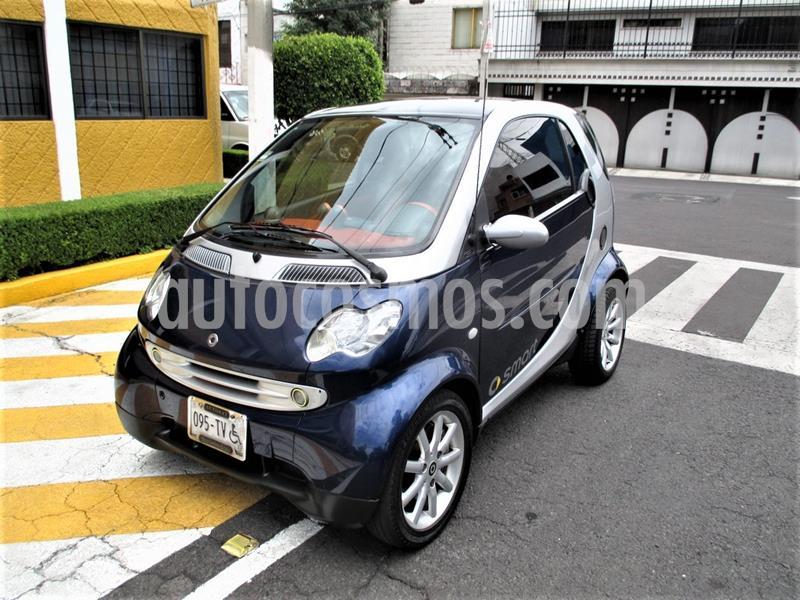 smart Fortwo Coupe Passion usado (2006) color Azul Metalizado precio $89,900