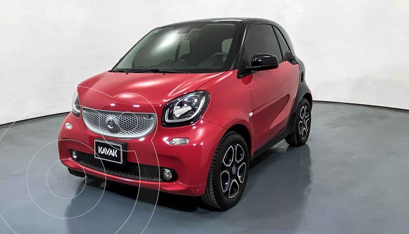 Foto smart Fortwo Prime Turbo Aut. usado (2017) color Rojo precio $266,999