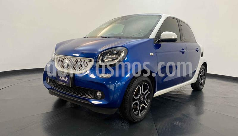 smart Fortwo Prime usado (2016) color Azul precio $204,999