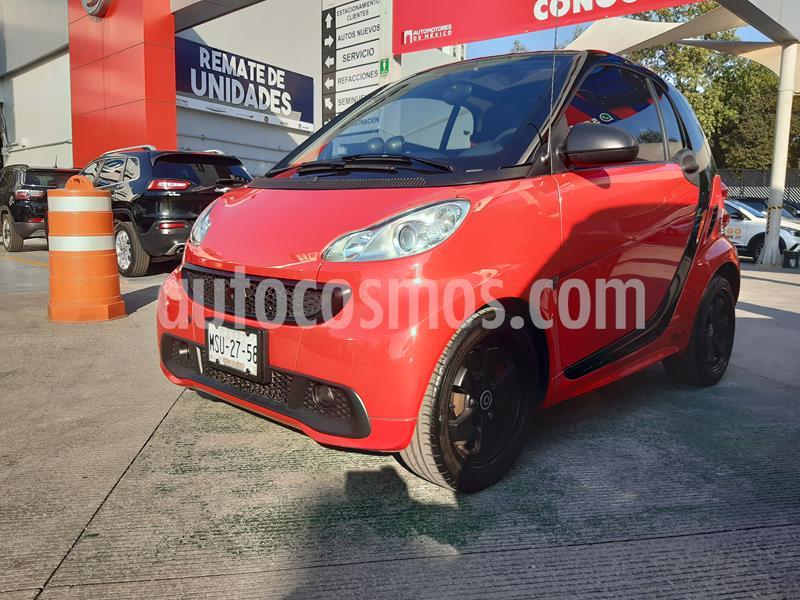 smart Fortwo Coupe Pulse usado (2015) color Rojo precio $156,000