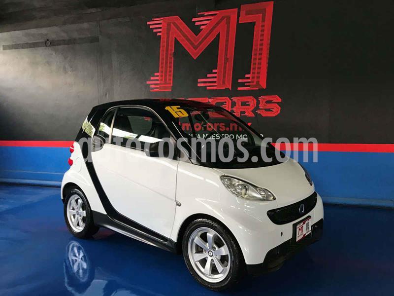 smart Fortwo Coupe mhd usado (2015) color Blanco precio $136,900