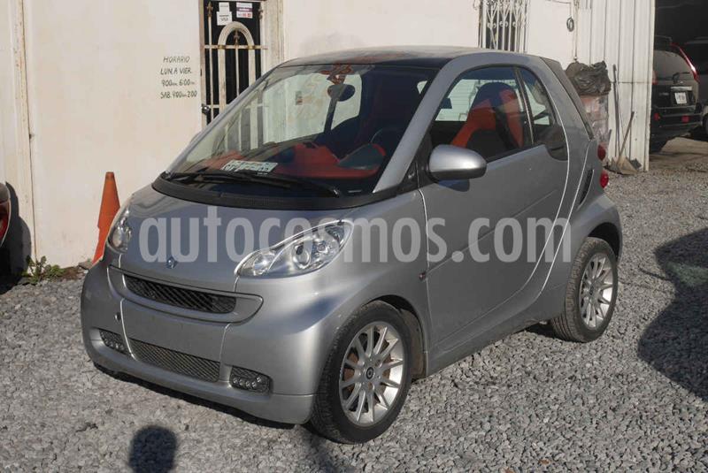Foto smart Fortwo Coupe usado (2012) color Gris precio $120,000