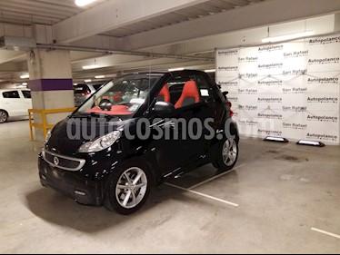 Foto venta Auto Seminuevo smart Fortwo Passion Convertible Aut. (2015) color Negro precio $179,000