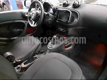 Foto venta Auto usado smart Fortwo Passion Turbo Aut. (2017) color Negro precio $235,000