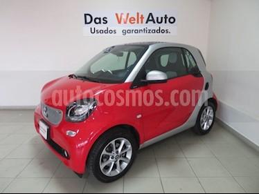 Foto venta Auto Seminuevo smart Fortwo Passion Turbo Aut. (2018) color Rojo