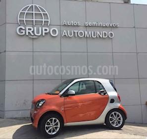 Foto venta Auto usado smart Fortwo Passion Turbo Aut. (2018) color Naranja precio $259,000