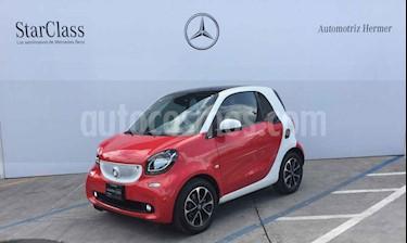 Foto venta Auto usado smart Fortwo Passion (2017) color Rojo precio $244,900