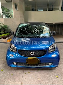 Foto venta Auto usado smart Fortwo Passion (2016) color Azul precio $225,000