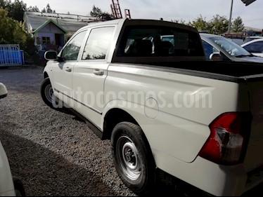 Foto venta Auto usado SsangYong Actyon Sports 2.0L 4x2 Ac (2015) color Blanco precio $7.500.000
