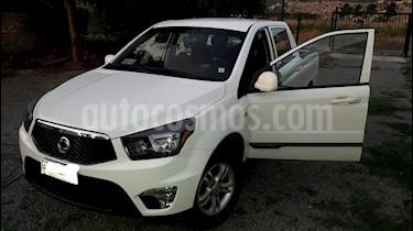 Foto venta Auto usado SsangYong Actyon Sports 2.0L 4x2 Full (2015) color Blanco precio $8.400.000