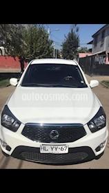 Foto venta Auto usado SsangYong Actyon Sports 2.0L 4x2 Full (2016) color Blanco precio $8.800.000