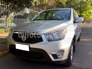 Foto venta Auto Usado SsangYong Actyon Sports 2.0L 4x2 Semi Full  (2013) color Plata precio $8.100.000