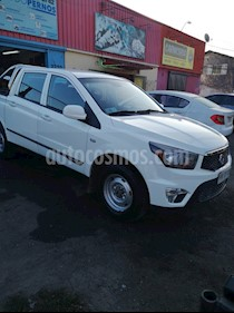 SsangYong Actyon Sports 2.0L 4x2 Semi Full  usado (2016) color Blanco precio $8.550.000