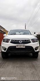 Foto venta Auto usado SsangYong Actyon Sports 2.0L 4x4  (2015) color Blanco precio $8.650.000