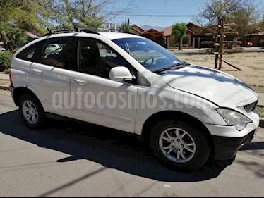 SsangYong Actyon 2.0 Diesel 4X2  usado (2009) color Blanco precio $3.000.000