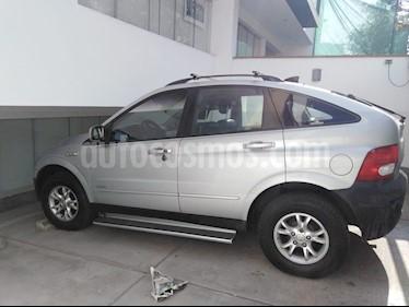Foto venta Auto usado Ssangyong Actyon 2.0L XDi T 4x2 (2012) color Plata precio u$s9,200