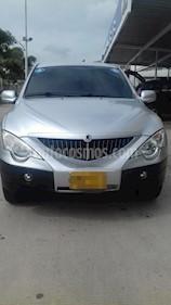 Foto venta Carro usado SsangYong Actyon 2.3L 4x2  (2012) color Plata precio $32.000.000