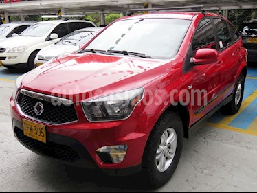 Foto venta Carro usado SsangYong Actyon 2.3L 4x2  (2015) color Rojo precio $42.900.000
