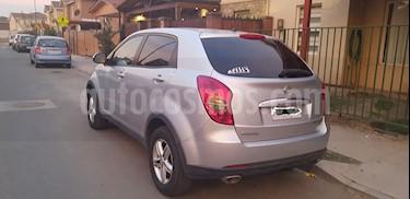 Foto venta Auto usado SsangYong Korando 2.0L TDi 4X2  (2013) color Plata precio $6.790.000