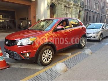 SsangYong Korando 4X2 Diesel usado (2014) color Rojo precio $7.300.000