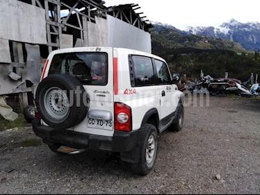 Foto venta Auto usado SsangYong Korando 4X4 Diesel  (1999) color Blanco precio $1.500.000