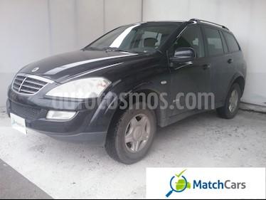 Foto venta Carro usado Ssangyong Kyron 2.3L 4x2  (2014) color Negro precio $33.990.000