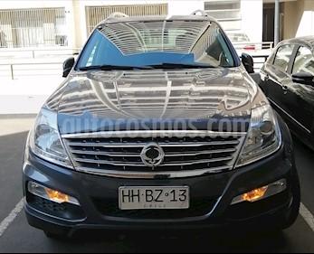 Foto venta Auto usado SsangYong Rexton 2.0L 4x2  (2015) color Gris Plata  precio $12.000.000