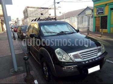 SsangYong Rexton 2.9 Turbo Diesel  usado (2002) color Negro precio $2.500.000