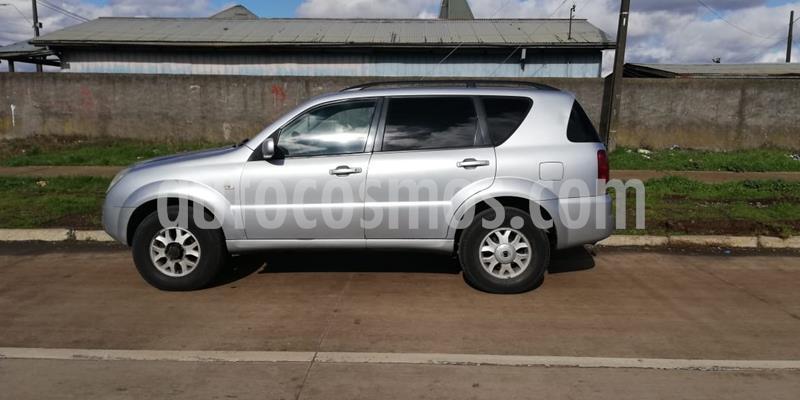 SsangYong Rexton 2.7 XVT Diesel Aut Full  usado (2005) color Plata precio $5.200.000