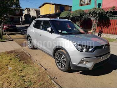 Foto venta Auto usado SsangYong Tivoli 1.6L 4x2 Plus (2016) color Plata precio $8.700.000