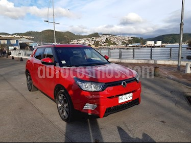 Foto venta Auto usado SsangYong Tivoli 1.6L 4x2 (2016) color Rojo precio $7.100.000