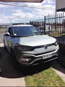 SsangYong XLV 1.6L 4x2 Full Aut usado (2018) color Plata precio $10.000.000
