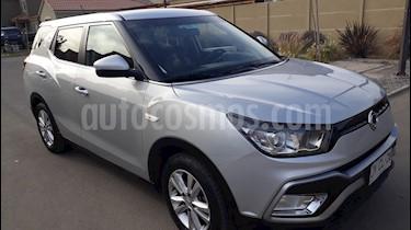 SsangYong XLV 1.6L Diesel 4x2 Full usado (2018) color Plata precio $9.300.000